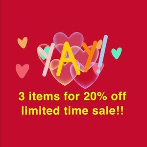 ❤️ LIMITED TIME DEAL